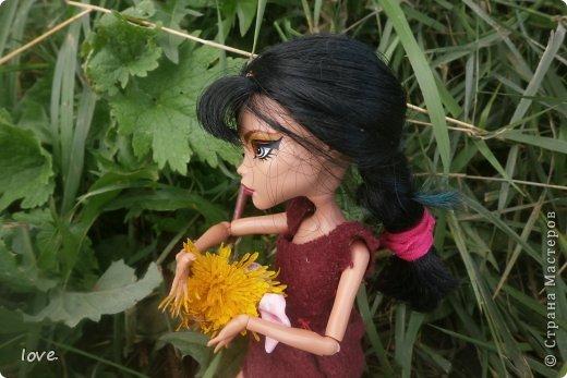 Сегодня я покажу своих кукол.Агатка: фото 18