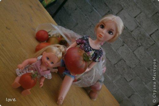 Сегодня я покажу своих кукол.Агатка: фото 20
