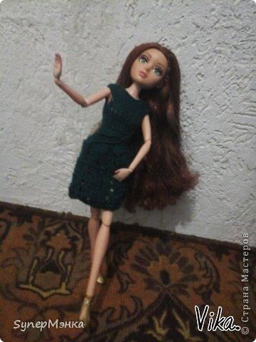 Всем Привет, давно меня сдесь небыло....Подготовка к школе и т.д. Но в конце августа я увлеклась вязанием и тут понеслось...столько навязалось что в одном блоге и не покажеш.... Это платье, купальник, сарафан, бирет... Ну смотрим.. фото 8
