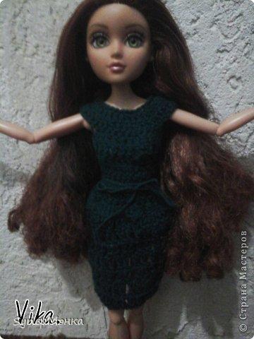 Всем Привет, давно меня сдесь небыло....Подготовка к школе и т.д. Но в конце августа я увлеклась вязанием и тут понеслось...столько навязалось что в одном блоге и не покажеш.... Это платье, купальник, сарафан, бирет... Ну смотрим.. фото 5