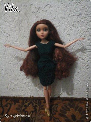 Всем Привет, давно меня сдесь небыло....Подготовка к школе и т.д. Но в конце августа я увлеклась вязанием и тут понеслось...столько навязалось что в одном блоге и не покажеш.... Это платье, купальник, сарафан, бирет... Ну смотрим.. фото 4