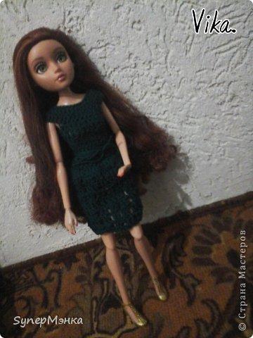 Всем Привет, давно меня сдесь небыло....Подготовка к школе и т.д. Но в конце августа я увлеклась вязанием и тут понеслось...столько навязалось что в одном блоге и не покажеш.... Это платье, купальник, сарафан, бирет... Ну смотрим.. фото 2