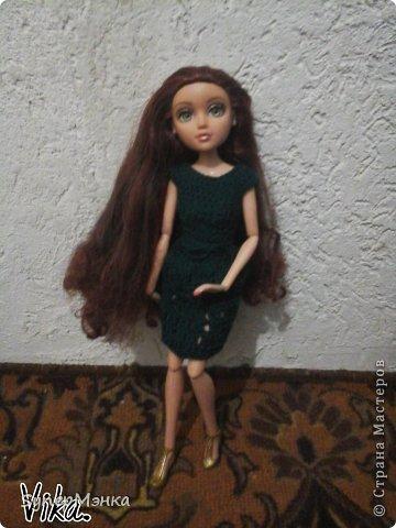 Всем Привет, давно меня сдесь небыло....Подготовка к школе и т.д. Но в конце августа я увлеклась вязанием и тут понеслось...столько навязалось что в одном блоге и не покажеш.... Это платье, купальник, сарафан, бирет... Ну смотрим.. фото 1