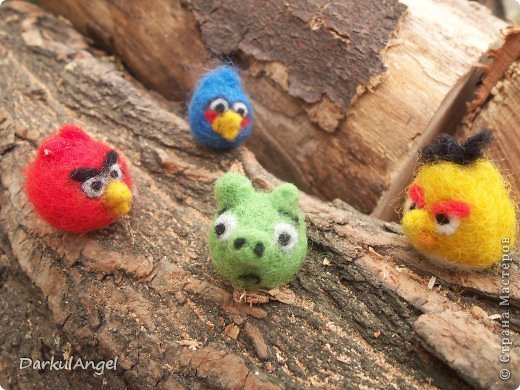 Angry Birds фото 6