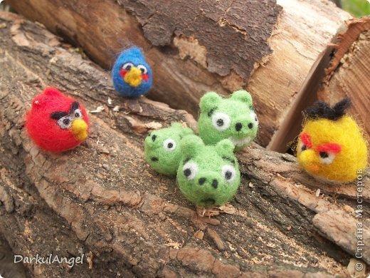 Angry Birds фото 7
