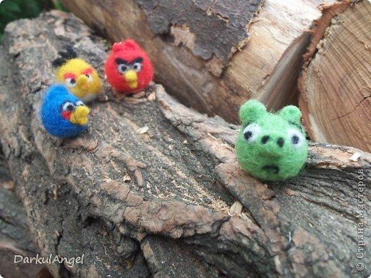 Angry Birds фото 9