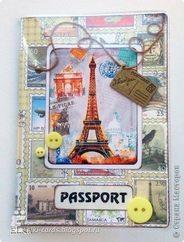 Привет! А я продолжаю выкладывать долги. На этот раз много-много обложек на паспорт. Сделала я их за пару вечеров, зато обещала сделать месяца два. фото 2