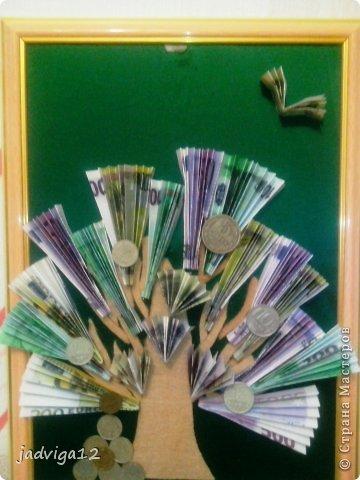 денежные поделки фото 3