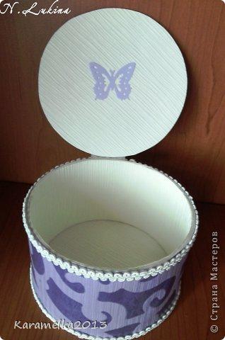 В подарок маме на День Рождения сотворилась такая шкатулочка для хранения украшений. фото 3