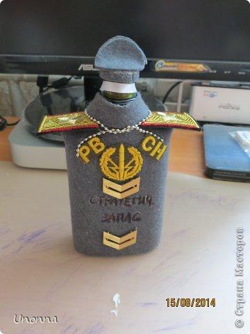Эта бутылочка 200 гр отличная замена стандартной фляге, плюс можно просто оставить на столе фото 3