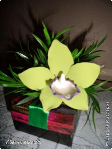 Задекорированные коробочки, можно использовать  дополнением к подарки на торжество. фото 2