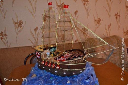 Корабль фото 6