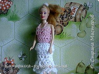 Привет! Хочу показать вам костюм для кукол! фото 1