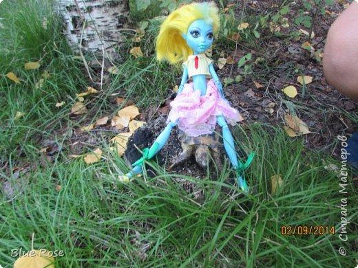 Вечер первого дня прогулок. Роу и Лагуна Роу (кукла Светы Волка) Ходили вместе со Светой она тоже фоткала. фото 11