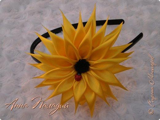 Ободочек с цветочками мака. фото 3