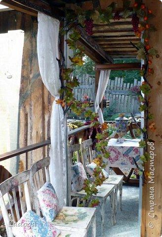 Зеркала в саду это новое в садовом дизайне. Они расширяют пространство, создают иллюзию и маленький сад превращается в большой.  фото 7