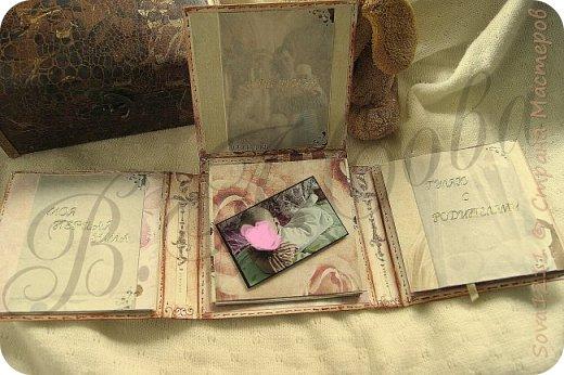 Первый фотоальбом любимой внучки для бабушки) фото 4