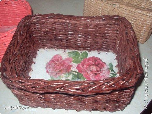 Плетеный лоток для пасхальных яиц фото 8