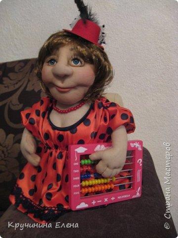 кукла бухгалтер фото 6