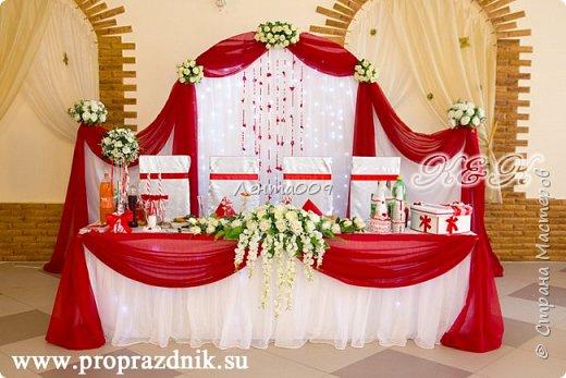 Здравствуйте, вот наша очередная свадьба под ключ фото 1