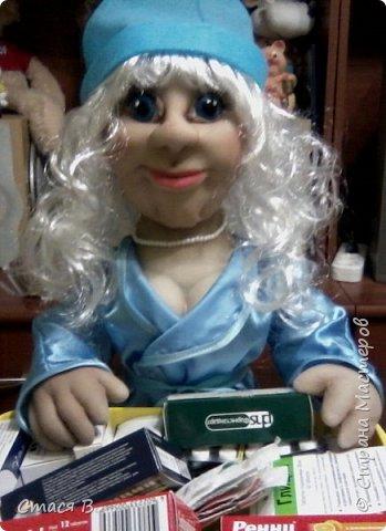 Кукла медсестра  фото 1