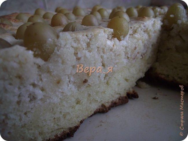 Кулинария Мастер-класс Рецепт кулинарный Творожно-виноградный пирог Продукты пищевые фото 26