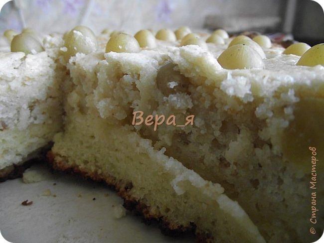 Кулинария Мастер-класс Рецепт кулинарный Творожно-виноградный пирог Продукты пищевые фото 27