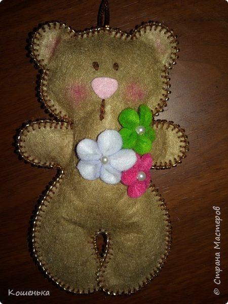 """Добрый вечер, дорогие мастерицы! Продолжаю готовиться к Котофесту. Сегодня у меня """"медвежий"""" день.  фото 3"""