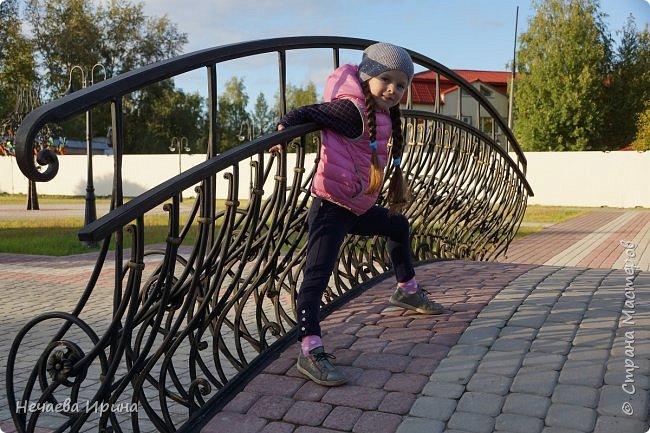 Новая шапочка на теплую осень, холодное лето... фото 8
