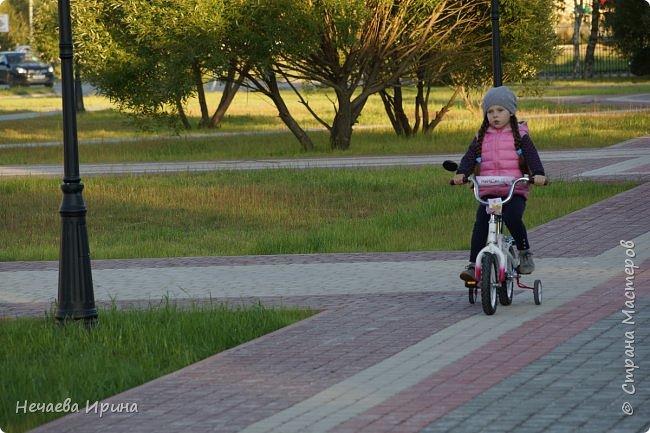 Новая шапочка на теплую осень, холодное лето... фото 14