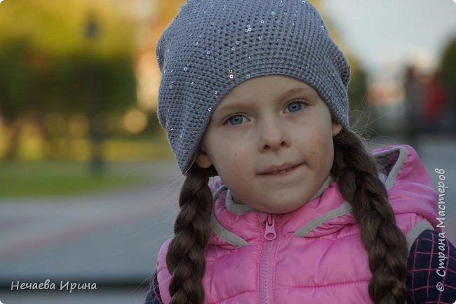 Новая шапочка на теплую осень, холодное лето... фото 19