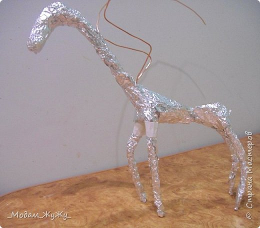 Мастер-класс Скульптура Лепка Роспись МК по созданию неизвестного науке да и пожалуй самой мне существа = Краска Пластика фото 11