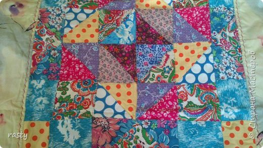 В этой статье я покажу новые работы и несколько старых в разных техниках.   Плетеная сумочка а-ля fannas (https://stranamasterov.ru/node/766529) сплетена в подарок маленькой девочке : фото 9