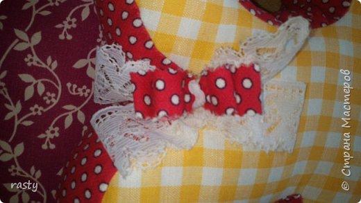 В этой статье я покажу новые работы и несколько старых в разных техниках.   Плетеная сумочка а-ля fannas (https://stranamasterov.ru/node/766529) сплетена в подарок маленькой девочке : фото 16