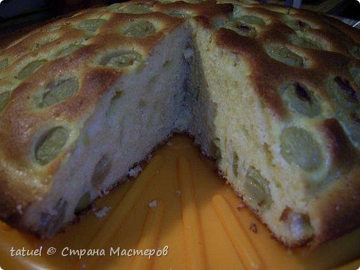 Кулинария Мастер-класс Рецепт кулинарный Кекс виноградный  Киш-миш Продукты пищевые фото 11