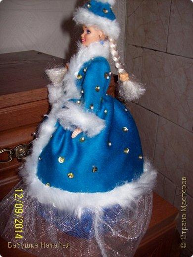 снегурочка-шкатулочка фото 2