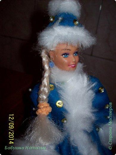 снегурочка-шкатулочка фото 3