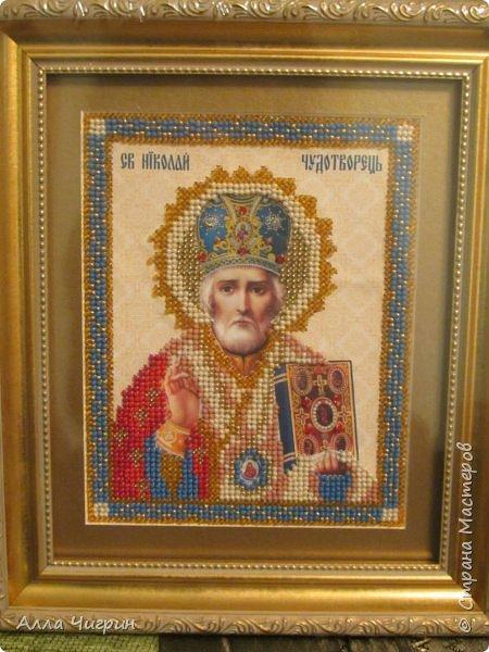 Икона Св. Николая Чудотворца фото 1