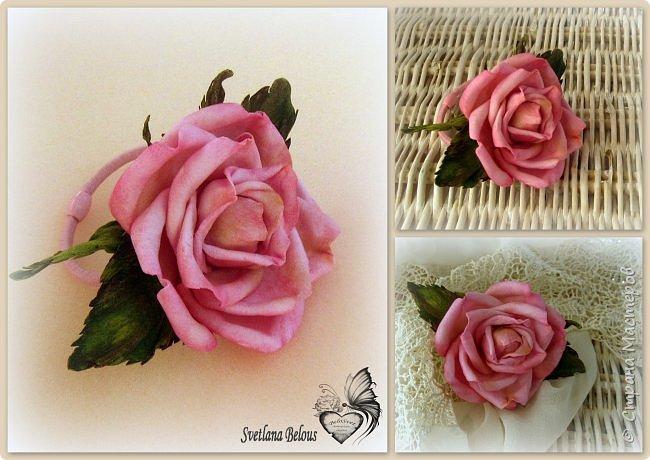 Роза-обаяшка... фото 1