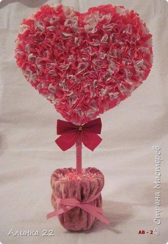 шар и сердце из бумаги фото 3