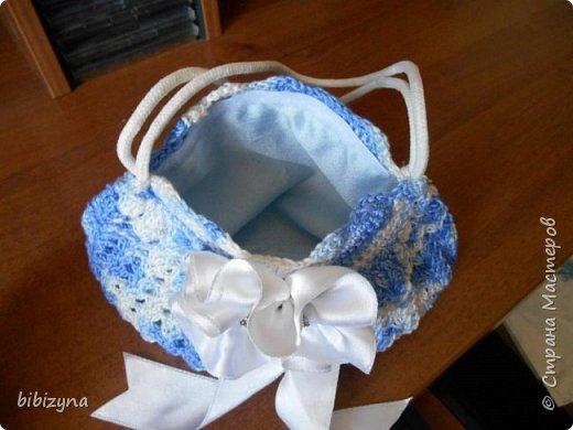 Вот такая очередная сумочка навязалась для дочки. фото 2