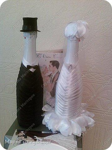 Бокалы на свадьбу фото 15