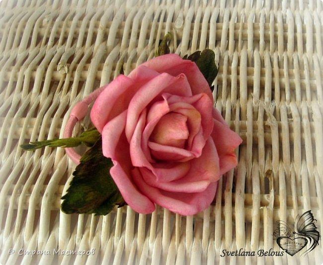Роза-обаяшка... фото 3