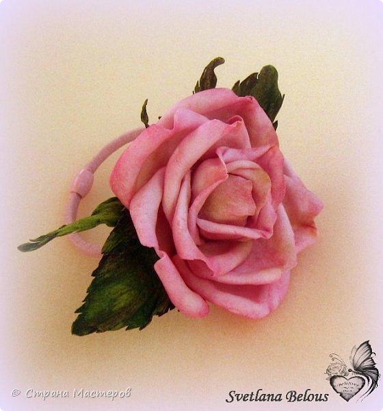 Роза-обаяшка... фото 2