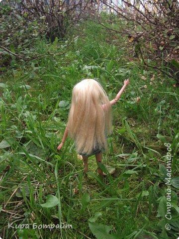 Привет СМ! Я перерисовала свою девочку)))) Смотрим)) фото 5