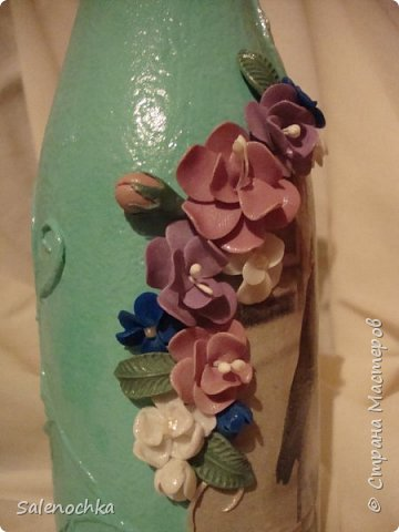 Доброго времени суток. Решила похвалиться своими новыми работами. Первые орхидей для прекрасной Веры. Нежнейшая невеста решила устроить свадьбу в орхидеях цвета фуксии. Вот такой каламбур:))) фото 6