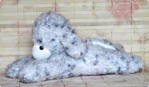 У моей овечки шёрстка как колечки... фото 2