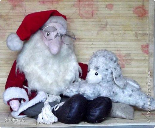 У моей овечки шёрстка как колечки... фото 1