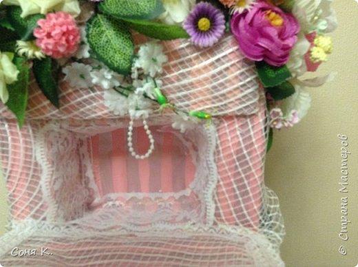 Дорогие мастера и мастерицы сегодня я к вам в гости с конфетной композицией -сумочкой на свадьбу. Спасибо всем мастерам которые выставляютМК. Ирочке Рязаночке за МК с открыв сумкой. фото 4