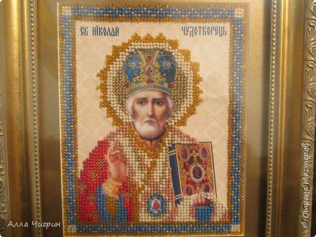 Икона Св. Николая Чудотворца фото 2